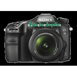 Sony Alfa 68 + DT 18-55...