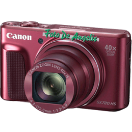 Canon Power Shot Sx720 HS Red