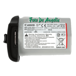 Canon LP E19 Battery pack