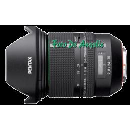 Pentax 24-70 F2,8 HD D-FA...