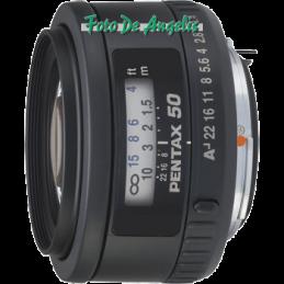 Pentax 50 F1,4 SMC FA