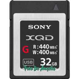 Sony XQD 32 Gb Serie G