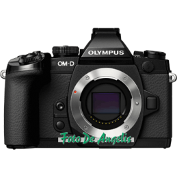 Olympus OM-D E-M1 black
