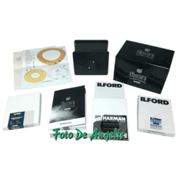 Ilford Obscura Pin Hole Kit...