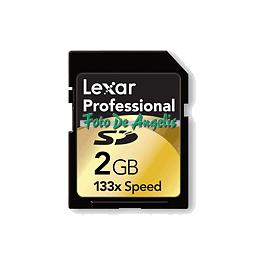 Lexar SD 133x PRO 2 Gb