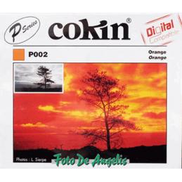 Cokin P002 filtro arancio