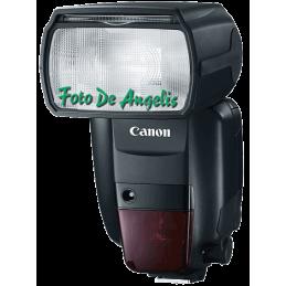 Canon 600 EX II-RT flash...