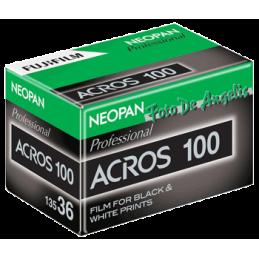 Fujifilm 135 Acros 100 asa...