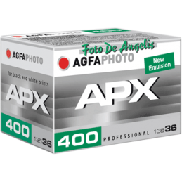 Agfa 135 APX 400 asa 36 pose