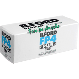 Ilford 120 FP4 125 asa