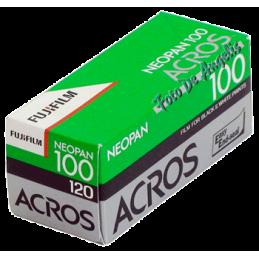 Fujifilm 120 Acros 100 asa