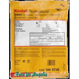 Kodak Dektol Pro sviluppo...