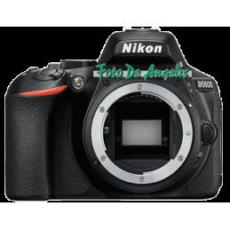 Nikon D5600   + SD 8 Gb lexar