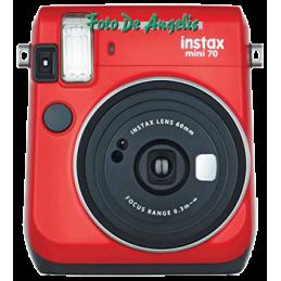 Fujifilm Instax Mini 70 Red...
