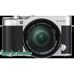 Fujifilm FX  X-A3 + 16-50...