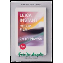 Leica Sofort Film 2x 10...