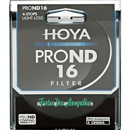 Hoya D82 filtro ND16 Pro 4...