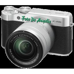 Fujifilm X-A10 + 16-50...