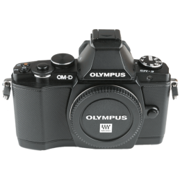 Olympus OM-D E-M5 nera...