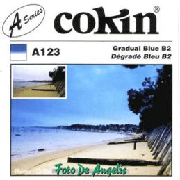 Cokin A123 filtro blu B2