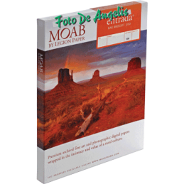 Moab Lasal Photo Luster A4