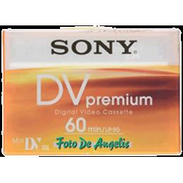 Sony DVM 60 PR 2 cassetta...