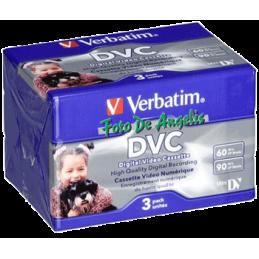 Verbatim 1x3 MINI DVC 60