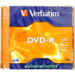 Verbatim DVD-R 4,7GB 16x speed