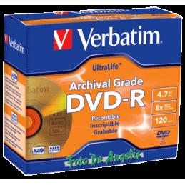 Verbatim DVD-R 4,7GB 8x...