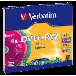 Verbatim DVD+RW 4,7GB 4x...