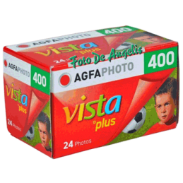 Agfa 135 Vista 400 asa 24 pose