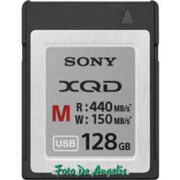 Sony 128 GB XQD M Memory Card