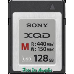Sony 128 GB XQD M Memory Card