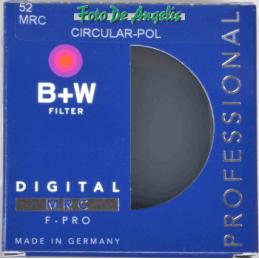 B+W D52 filtro...