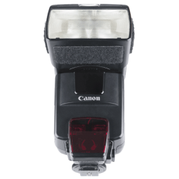 Canon 550 EX II flash usato...
