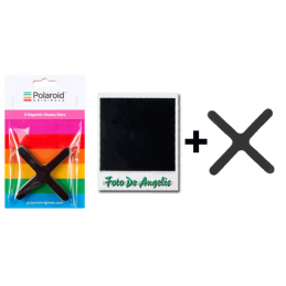 Polaroid Magnetic Display Star