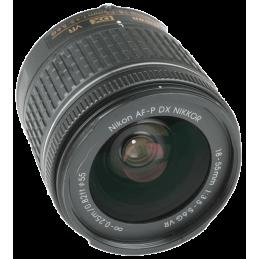 Nikon 18-55 F3.5-5,6 G VR...