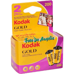 Kodak 135 Gold 200 asa 24...