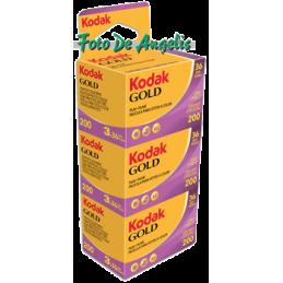 Kodak 135 Gold 200 asa 36...