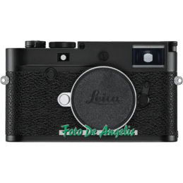 Leica M10-P cromata nera 20021