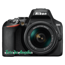 Nikon D3500 + 18-55...