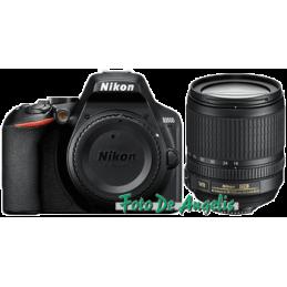 Nikon D3500 + 18-105...