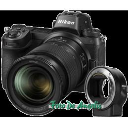 Nikon Z7 + Z 24-70 F4 S + FTZ Adattatore FTZ