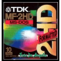 """TDK Floppy Disk 3"""" ½..."""