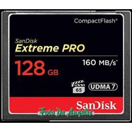 Sandisk 128 GB CF Extreme...