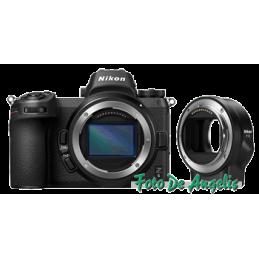 Nikon Z6 + FTZ Adattatore