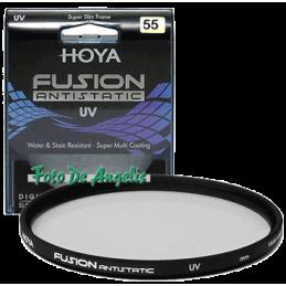 Hoya D55 filtro UV Fusion