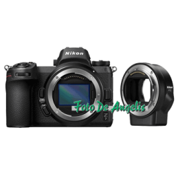 Nikon Z7+ FTZ Adattatore