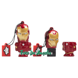 Tribe 16 GB Iron Man USB