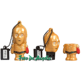 Tribe 8 GB C-3PO Star Wars USB